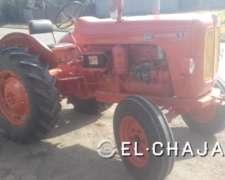 Tractor Fiat Superson 55 con Ruedas Traseras 16.9-28 Firesto