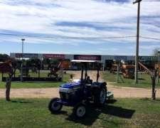 Tractor 45hp Nuevo con Desmalezadora 1.50mt