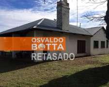 Retasado: 547 Hectáreas en Jacinto Arauz, la Pampa