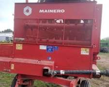 Acoplado Forrajero Mainero B-400