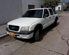 Chevrolet S10 2.8 Mwm Cabina Doble. Vigia Cierre Y Alarma