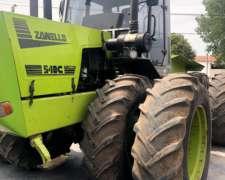 Tractor Marca Zanello 500 Articuado