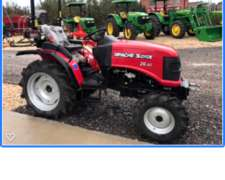 Tractor Apache Solis 26gt 4wd 0km