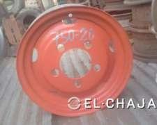 Llanta de 5 Agujeros 750-20