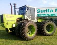 Tractor Zanello 500 Motor Cummins 200 HP, Duales. muy Bueno