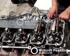 Armado y Puesta en Marcha de Motores Diesel