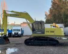 Excavadora Hydromac H115 90 Impecable