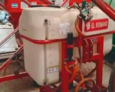 Pulverizadora Favot 3 Puntos Mod. 3p 400-e