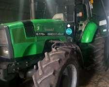 Tractor Agco Allis 6.175a año 2015 7800hs