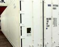 Contenedor Refrigerado, Containers Reefer, Camaras Reefers