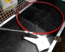 Cable Acelerador de Mano C/manija EVO 230/250/280/500/540