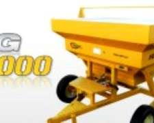 Fertilizadora VG 3000 / 1000 Grosspal