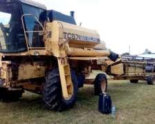 Cosechadora New Holland TC-57