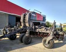 Sembradora Indecar NEO AIR Drill 8mts 31 a 26cm Combinada