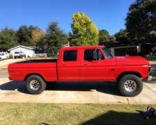 Camionetas Ford 4 X 4, y Clásicos Importadas de USA
