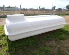 Tanque Rectangular 6000 Lts. P.r.f.v. Plasticos Laspiur SRL