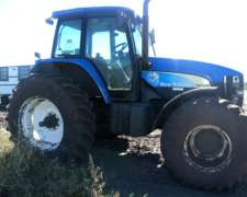 New Holland TM 7040 año 2009