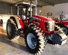Tractor Massey Ferguson MF6711 - 118hp