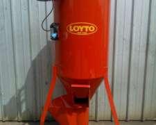 Mezcladora De Alimentos Granos 200 Kg. Loyto