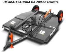 Desmalezadora de Arrastre Nueva Marca Eisen Modelo DA 200