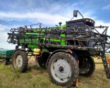 Pulverizador Metalfor 3200 S.E año 2012 con Piloto