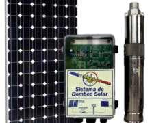 Bombas Solares Sumergibles Fiasa