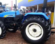 Tractor New Holland T T 45 4X4 San a de Areco
