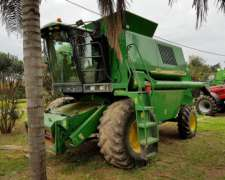 John Deere 1550 2007 25pies - Financiacion