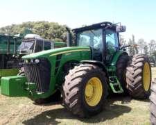 Tractor John Deere 8320r, 320hp, C/duales, 2011