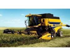 Cosechadora New Holland Cs6090 - Salta