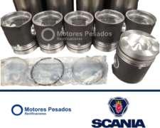 Piston para Scania 113 - DSC11 - 127mm