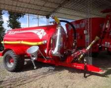Estercolero GEA 7000 Lts con Brazo Autocargable