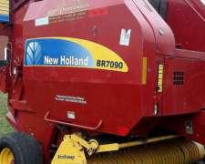 Rotoenfardadoras New Holland BR7090 -2011 Atado RED e Hilo