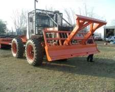 Tractor para Desmontar Equipados