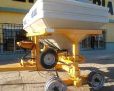 Fertilizadora EDR 3200 Pozzi