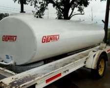 Tanque de Combustible 3000 LT.