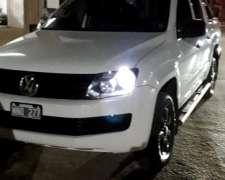 Camioneta Volkswagen Amarok 180 HP