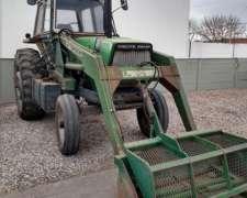 Tractor Deutz AX 4.100 con Pala