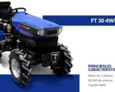 Tractor Farmtrac 30 Agri Compacto