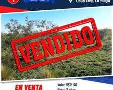 En Venta 3.500 Has Cuchillo CÓ la Pampa.-