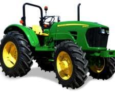 Tractor John Deere 5090 4X4 sin Cabina