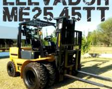 Autoelevador Todo Terreno Michigan Nuevo Novedad 0km