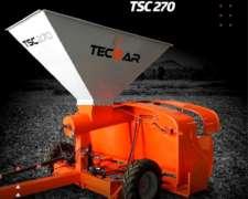 Embolsadora de Granos Secos TSC 270 Tecsar