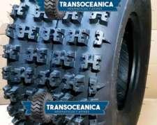 Cubierta 22x11-9 Reforzada 6 Telas 22/11/9 22x11x9 R9 Taco X