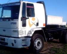 Ford Cargo 1722 - Chasis Largo - Mod: 1998