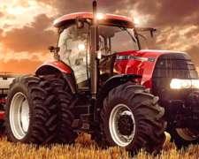 Tractores Case IH Puma SPS 4wd 140, 155, 170 y 185