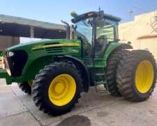 Tractor John Deere 7715