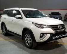 Sw4 Toyota Vendo Linea 2016 Patentada DIC 2015