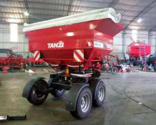 Fertilizadora Tanzi Superflow 3000 36 Metros