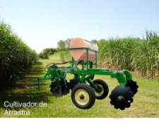 Cultivador Caña de Azúcar Con/sin Fertilizacion - Lev. 3ptos